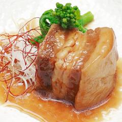 白金豚やわらか角煮710円